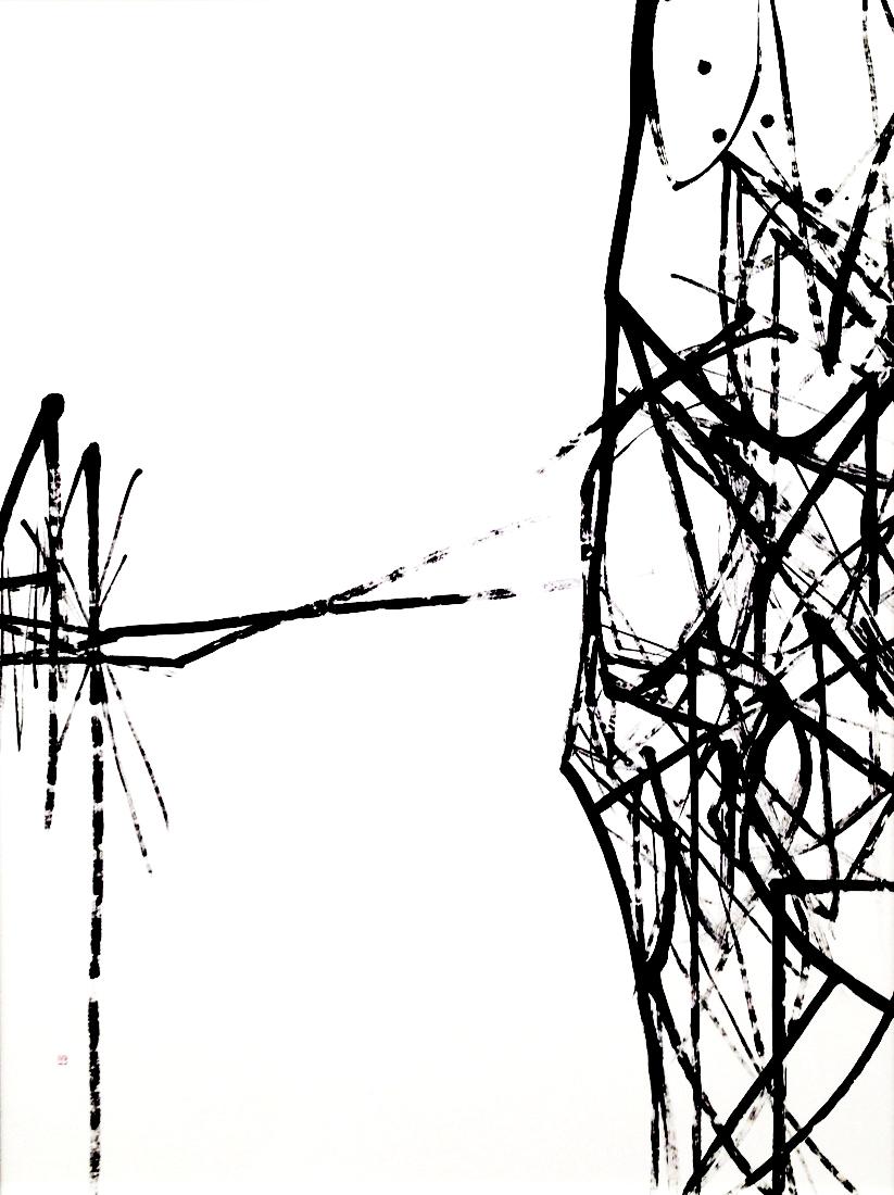 鴨山友絵:作品「letters2013-和・光・包-」