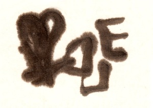 鴨山友絵:作品名「love」
